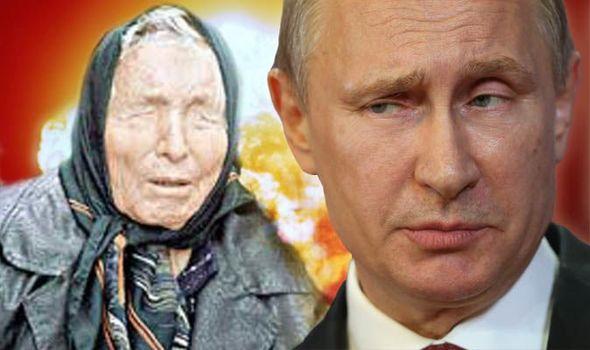 Οι Προβλέψεις της Baba Vanga: Τι θα Συμβεί σε Πούτιν, Τραμπ, Ασία και Ευρώπη