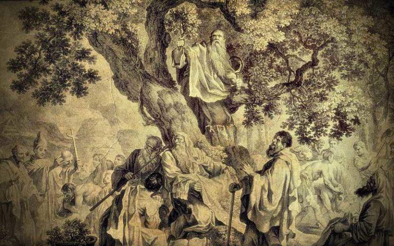 Οι Μυστηριώδεις Δρυΐδες της Κελτικής Παράδοσης