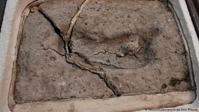 Πανάρχαιο Ανθρώπινο Αποτύπωμα Αλλάζει Εντελώς την Ιστορία της Αμερικής
