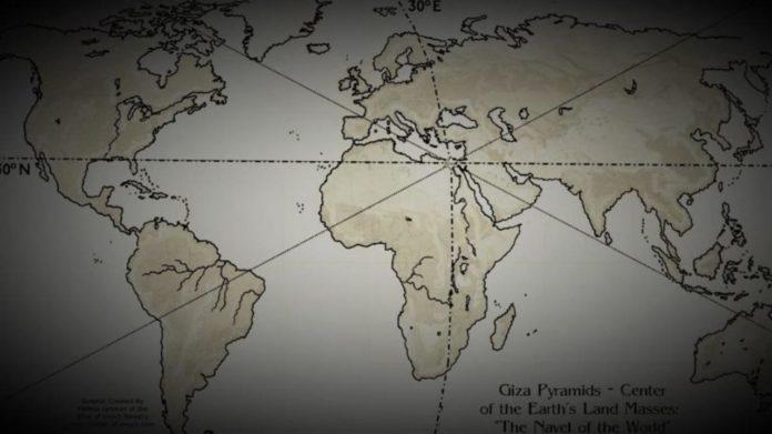 Τα Δύο Σημάδια τους που Άφησαν οι Εξωγήινοι Πάνω στην Μεγάλη Πυραμίδα της Αιγύπτου