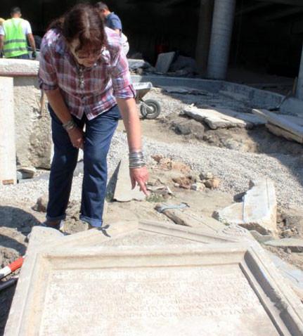 Πέτρινη πλάκα αποδεικνύει ότι οι «Αρχαίοι» στην Φιλιππούπολη της Βουλγαρίας μιλούσαν και έγραφαν Ελληνικά!