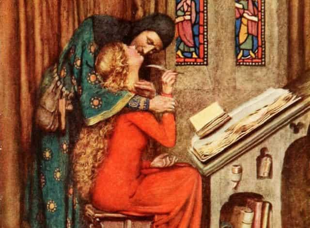 10 Ερωτικά Σκάνδαλα που Αναστάτωσαν τη Μεσαιωνική Ευρώπη. Ο βασιλιάς με την κουνιάδα, οι αμαρτωλές καλόγριες, ο ακόλαστος Πάπας