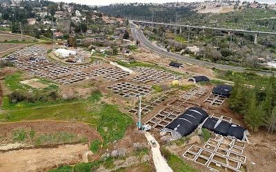 Βρέθηκε 9.000 ετών Τεράστιος άνευ προηγουμένου Νεολιθικός Οικισμός κοντά στην Ιερουσαλήμ