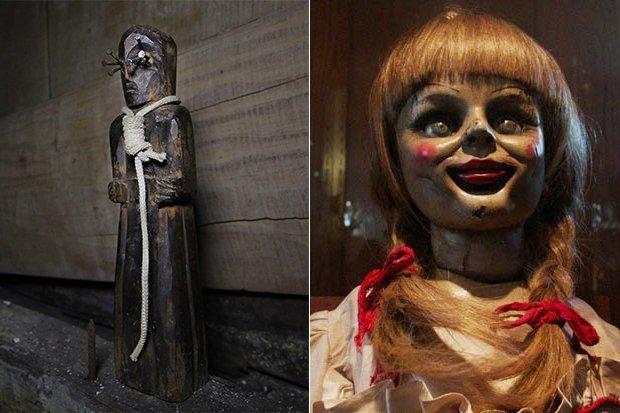 Η Πραγματική Κούκλα Άναμπελ που Κάνει Ανθρώπους να Αιμορραγούν και Παραλίγο να Σκοτώσει Δύο
