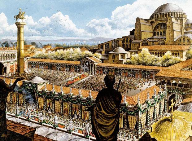 Σκοτεινά Μυστικά της Βυζαντινής Αυτοκρατορίας. Μηχανοραφίες, Ευνούχοι, Σκλάβοι του Σ3ξ