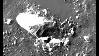 ΜισοΚρυμμένα Κιβώτια στην Σκοτεινή Πλευρά της Σελήνης, ανακάλυψε ερευνητής (video)