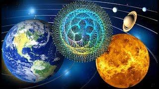 Ο Αόρατος Χορός Γης και Αφροδίτης που Σχηματίζουν ένα Κοσμικό Πεντάγραμμα