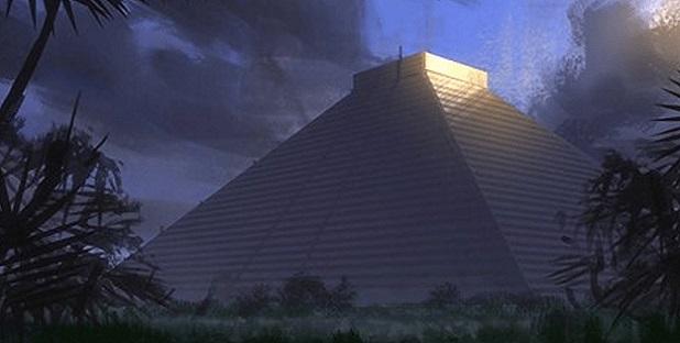 Για την Μεγαλύτερη Πυραμίδα στον Κόσμο Χρειάστηκαν 1000 χρόνια για την Οικοδόμησή της