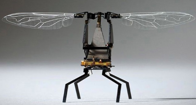 Ετοιμάζονται Ρομποτικές Μέλισσες για να Σώσουν τον Πλανήτη