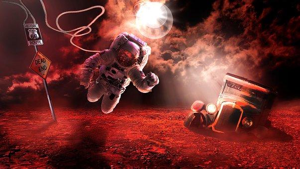 Η Πρώτη απόπειρα επικοινωνίας με τον Πλανήτη Άρη από την Γη