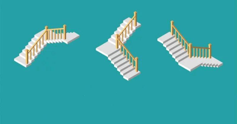 Τεστ Ζωής: Ανακαλύψετε σε ένα Δίλημμα ποιο δρόμο να ακολουθήσετε επιλέγοντας μια σκάλα