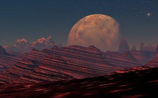 Το μαγνητικό πεδίο του πλανήτη Άρη έχει αρχίσει να πάλλεται με τρόπους που δεν είχαν παρατηρηθεί ποτέ στο παρελθόν