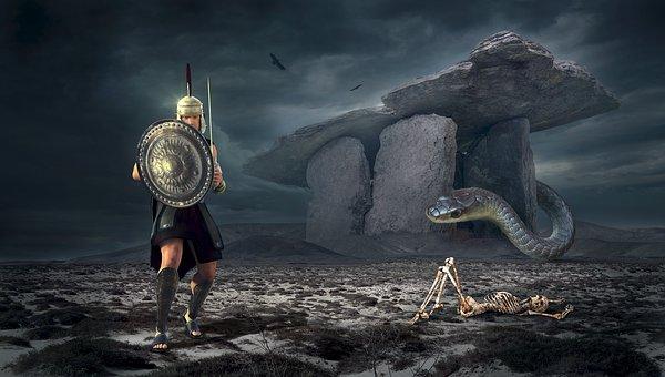 Οι Φιδοθεοί και Ερπετοθεοί της Αρχαιότητας