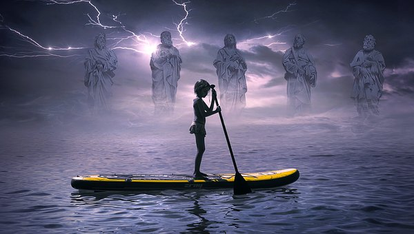 Η έννοια του ιερού νερού στα όνειρα