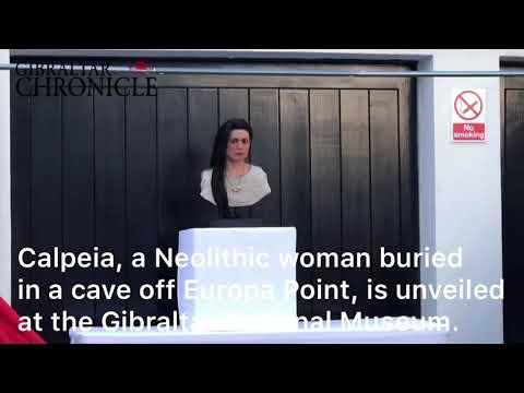 Αναπλάστηκε το πρόσωπο γυναίκας που έζησε πριν από 7.500 χρόνια, από την Μικρά Ασία στο Γιβραλτάρ (video)