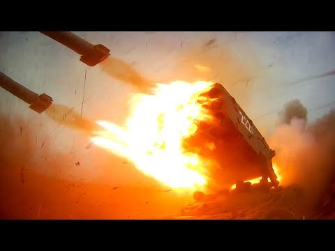 «Τρικέφαλοι δράκοι» που ξερνούν φωτιά και «Καυτοί Ήλιοι» που καίνε τον ορίζοντα, είναι τα ρωσικά όπλα σε δράση