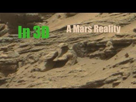 Πλανήτης Άρης: Η τρισδιάστατη προβολή ενός χαμένου πολιτισμού ως η ισχυρότερη οπτική απόδειξη μέσα από εικόνες της NASA