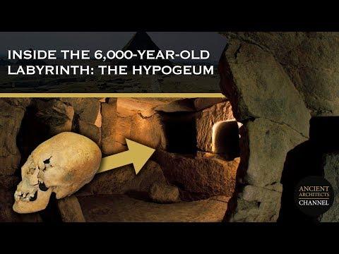 Ο 6.000 ετών λαβύρινθος στο Hypogeum της Μάλτας