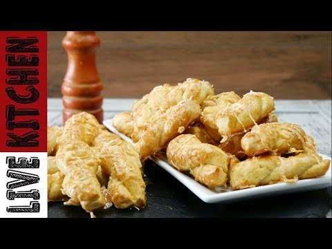 Αλμυρά Κουλουράκια της Γιαγιάς με τριμμένο τυρί