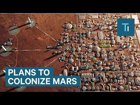 Τι θα τρώνε 1 εκατομμύριο άνθρωποι στον Άρη; Γρύλους, ανάμεσα σε άλλα