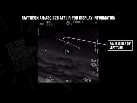 Τα 3 βίντεο με αερομαχίες αμερικανικών μαχητικών με UFO που διέρρευσαν και λέγεται ότι είναι αληθινά
