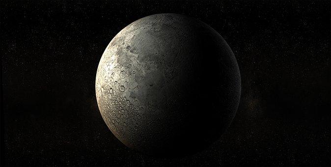Η Κίνα αποκαλύπτει νέες φωτογραφίες από παράξενη ουσία στην αθέατη πλευρά της Σελήνης