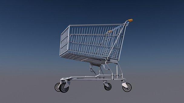 Το πανέξυπνο τρικ να ξεκλειδώνουμε το καρότσι στο μάρκετ όταν δεν έχουμε πρόχειρο το κατάλληλο κέρμα!