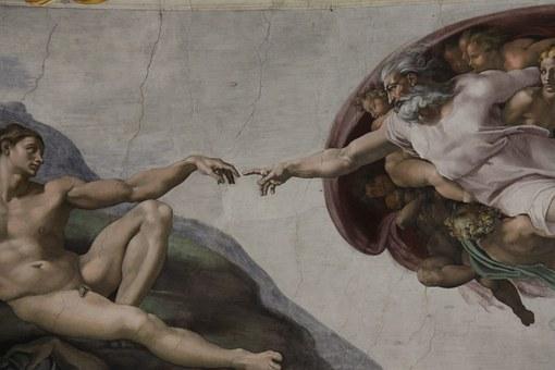 """Η λέξη """"θεός"""" είναι αρχαία και συναντάται ήδη από τις πολυθεϊστικές θρησκείες"""