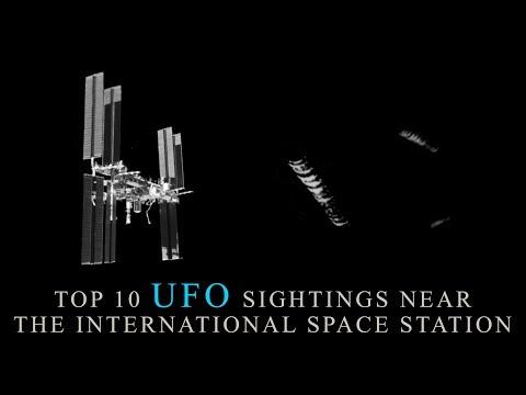 Οι 10 καλύτερες θεάσεις UFOs στον Διεθνή Διαστημικό Σταθμό (video)