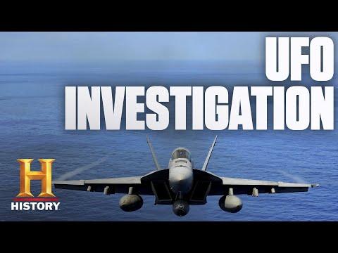 History channel: Η παρουσία των UFO είναι αλήθεια και είναι ένα θέμα που όλοι πρέπει να γνωρίζουν, λέει πρώην αξιωματούχος του Υπουργείου Άμυνας των ΗΠΑ