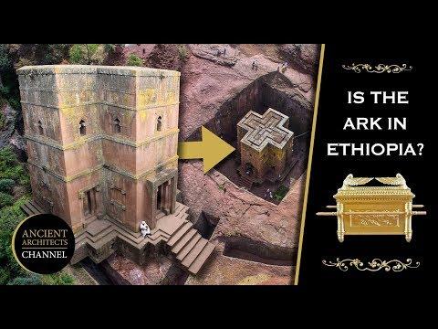 Η μονολιθική εκκλησία της Αιθιοπίας και η Κιβωτός της Διαθήκης