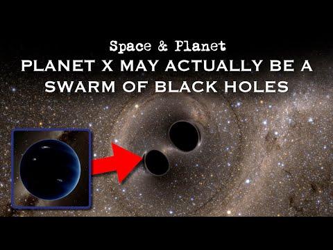 """Ο """"9ος Πλανήτης"""" θα μπορούσε να είναι μία μαύρη τρύπα, προτείνουν επιστήμονες"""