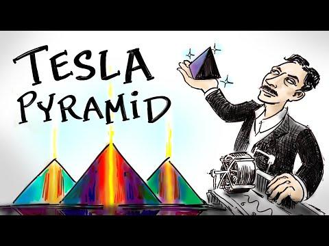 Ο Τέσλα, η ελεύθερη ενέργεια και η σύνδεσή τους με τις πυραμίδες της Αιγύπτου
