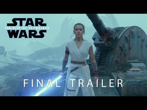 Star Wars: Episode IX The Rise of Skywalker. Το τελευταίο trailer πριν την πρεμιέρα