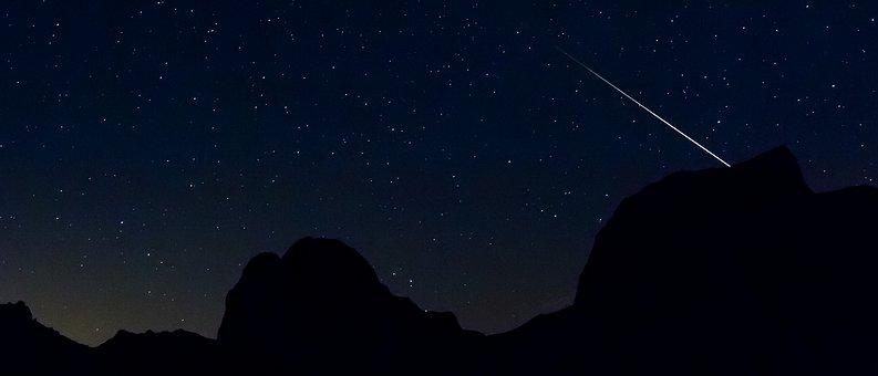 Ωριωνίδες: Απόψε κορυφώνονται τα «πεφταστέρια» του φθινοπώρου