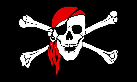 Ανέκδοτο: Δύο πειρατές λένε τις περιπέτειες τους