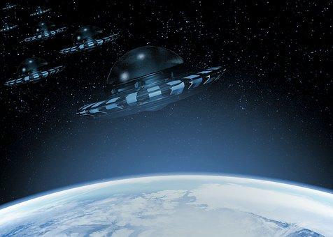 Σμήνος από 14 UFOs, τουλάχιστον, καταγράφηκε στην Βόρεια Καρολίνα των ΗΠΑ (video)