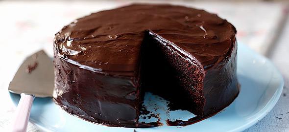 Το πιο νόστιμο σοκολατένιο κέικ χωρίς μίξερ