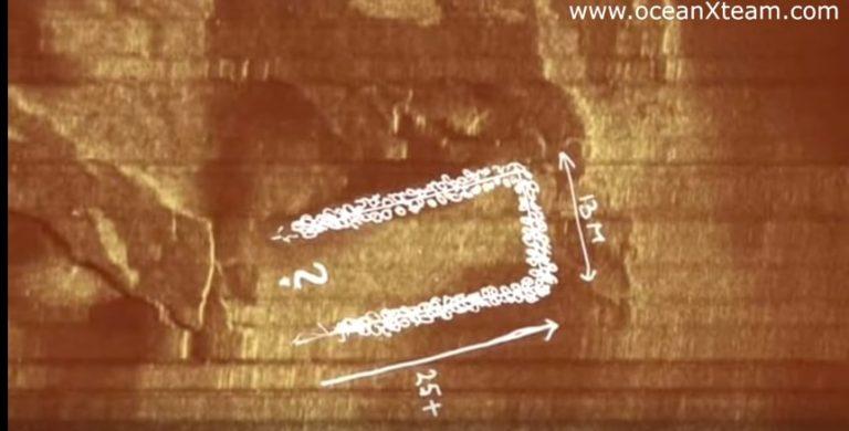 Μυστηριώδες εύρημα σε σχήμα Π στην Βαλτική Θάλασσα