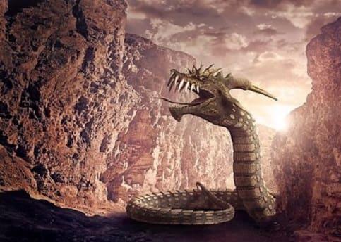 «Παραξενόφις» και «Περιεργόφις»: Δύο προϊστορικά φίδια που εντοπίστηκαν μόνο στην Ελλάδα πριν 6.000.000 χρόνια