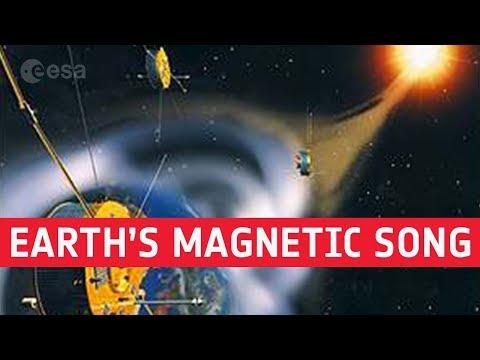 Καταγράφηκε, για πρώτη φορά, το «τραγούδι» του μαγνητικού πεδίου της Γης, κατά τη διάρκεια μιας ηλιακής καταιγίδας