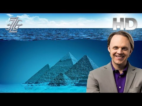Ο David Wilcock διερευνά τις χαμένες πυραμίδες ενός προηγμένου αρχαίου παγκόσμιου πολιτισμού