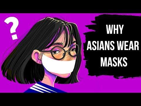 Γιατί οι Ασιάτες φοράνε τακτικά χειρουργικές μάσκες όπου κι αν βρίσκονται