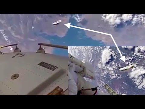 Μυστικό διαστημόπλοιο της Space Force καταγράφηκε κοντά στον ΔΔΣ ισχυρίζονται συνωμοσιογράφοι (video)
