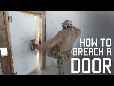 Πως να ανοίξουμε την πόρτα μας με μια κλωτσιά, αν βρεθούμε σε κατάσταση έκτακτης ανάγκης