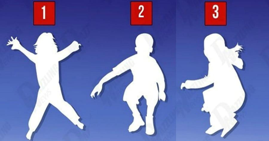 Ποιο παιδί φαίνεται μικρότερο; Το ψυχολογικό τεστ που φανερώνει τον τρόπο σκέψης μας
