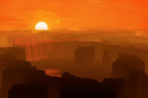Άρης: Αυξομειώνεται το επίπεδο οξυγόνου στον πλανήτη «σαν να το παράγουν μηχανές» λέει η NASA