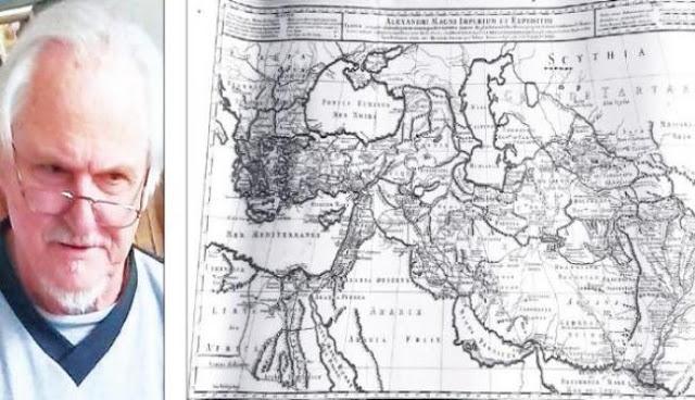 Ο Μέγας Αλέξανδρος έθεσε τα θεμέλια της επιστημονικής χαρτογράφησης
