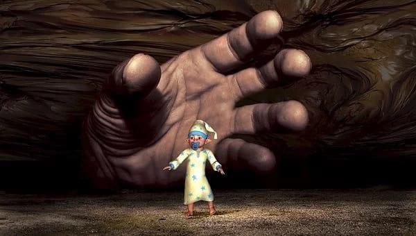 Παράξενες εμπειρίες: Το αόρατο χαστούκι, το ασώματο χέρι που δέρνει, ή μόρα