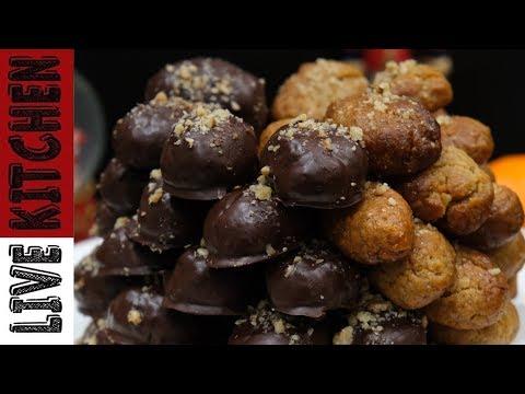 Συνταγή για μελομακάρονα κλασικά και με σοκολάτα